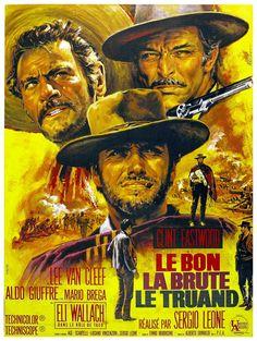 Le Bon, la Brute et le Truand (1966) - Film de Sergio Leone