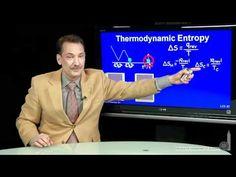 Thermodynamic Entropy - YouTube