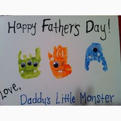 [tps_header] Fathers Day is almost here, get prepared with a personalized and unique gift. Check out the best 20 Fathers Day DIY gift ideas. Daycare Crafts, Toddler Crafts, Crafts For Kids, Daycare Ideas, Kids Diy, Diy Father's Day Gifts, Father's Day Diy, Easy Fathers Day Craft, Happy Fathers Day