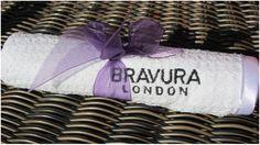 Bravura London Dermaflannel - a flannel that exfoliates your skin using water!