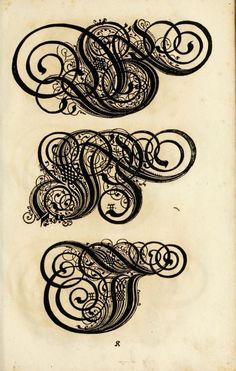 The Proper Art of Writing (1655) I stumbled upon... | Type Worship