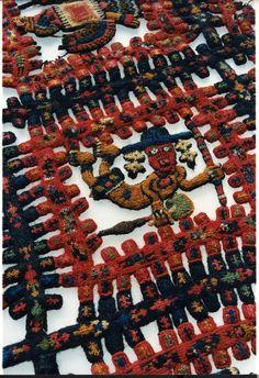Textiles de Paracas, Perú