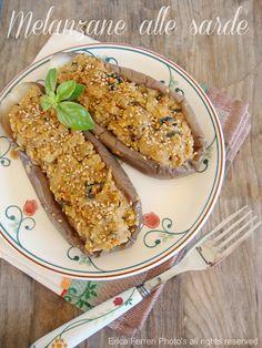 Eggplant to sardines recipe Pantelleria - melanzane alle sarde ricetta pantesca