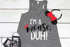Ich bin ein Mouse Duh - Disney Mean Girls Shirt, Disney Mean Girls, Mean Girls Shirts, Disney World Shirts, Disney Outfits, Disney Clothes, Couple Outfits, Disney Fashion, Disney Trips, Disneyland Trip