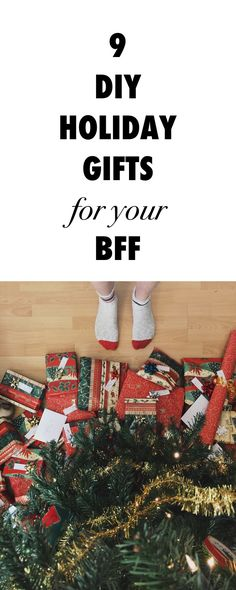 Don't Know What to Get Your Bestie for Christmas? Here Are 9 DIY Gifts She'll Love