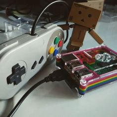 Something we loved from Instagram! NOW my #raspberrypi swag is on the sky. (ω) I love it is so cool  #design #ダンボ #SNES #USB  #ゲーム #エムレーター #リヌクス #danboard by nipponbyte Check us out http://bit.ly/1KyLetq
