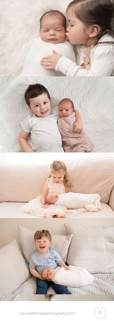 newborn and sibling photo ideas | boston newborn photographer | newborn with siblings | lifestyle newborn photography | newborn with sibling photo inspiration #newbornphotography