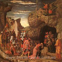 Adoration of the Magi 2, $359.00 http://bestartdeals.com.au
