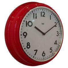 "12.7"" School Wall Clock"