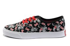 956d1b9a385 Converse Hello Kitty shoes. Hello Kitty Vans