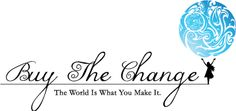 Awesome company, started by two of my favorite people! Check it out! http://www.buythechangeusa.org/