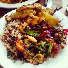222 Veggie Vegan in Hammersmith, Greater London Vegan Recipes, Vegan Food, Fried Rice, Veggies, Greater London, Ethnic Recipes, Vegetable Recipes, Veggie Food, Vegane Rezepte