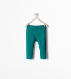 LEGGINGS WITH PIPED POCKET