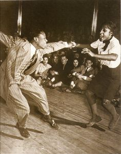 Lindy Hoppers (1939)  At the Savoy Ballroom in Harlem, New York.