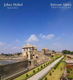 Jahaj Mahal,Mandu(M.P.)