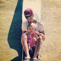 Imagining him as an amazing dad! <3
