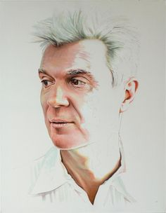 nice watercolor portrait