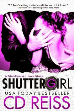 Monlatable Book Reviews: ShutterGirl (The Hollywood Project #1) by C.D. Reiss