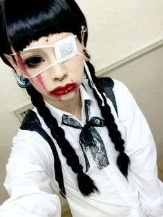 METO of MEJIBRAY's look for their in-store event at Like an Edison Tokyo store on May 10th, 2015.