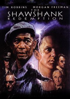 The shankshaw redemption (1994) #1 movie in the IMDB top 250