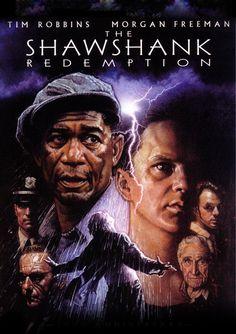 The shankshaw redemption (1994) #1 movie in the IMDB top 250