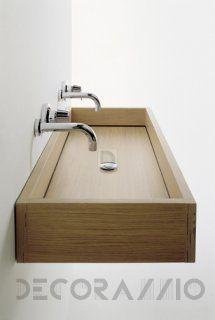 #furniture #eco #design #interior Накладная раковина Agape Woodline, Ag48