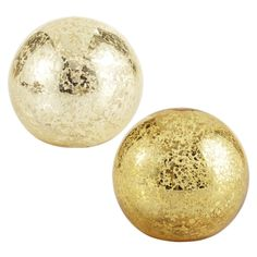 Pier 1 Mercury Glass Spheres are out of this world -- I love Mercury Glass!