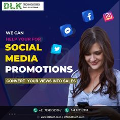 Social Media Marketing Agency, Digital Marketing Strategy, Get More Followers, Getting To Know You, Lead Generation, Promotion, Advertising, Technology, Let It Be