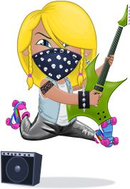 Times Tables Rock Stars is a carefully sequenced programme ot times table multiplication facts. Table Rock, Times Tables, Multiplication Facts, Rock Stars, Tweety, Avatar, Character, Multiplication Tables, Lettering