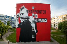 Pisa73 : Artist :Disappointed in Humans