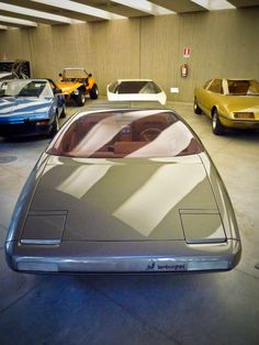Lamborghini Athon (Bertone Museum)