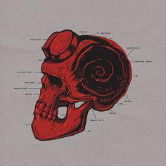 pepe rodríguez ▰ hellboy anatomy