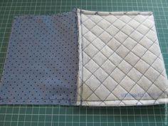 Easy Step to Step DIY!: Simple Pretty Boro Style Bag Sew Tutorial.