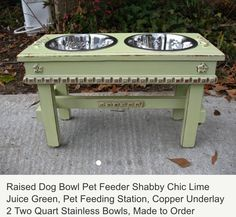feeder now dog by closeout uba elevated made and cherry granite feeders on shamrockwoodstudio tuba small fee hand crafted custom