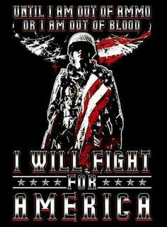 American warriors. | #myfreedommyfamily