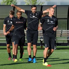 Team will count on their experience this season! #LFC #scousers #ynwa