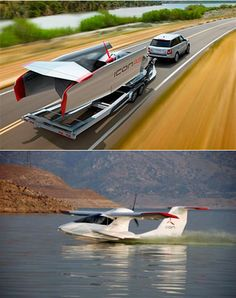 Icon A5 - Fly, Boat, Ski, then go store it in your garage.