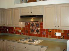 Unique Mexican Tile Backsplash And Mexican Tile Kitchen Backsplash Flickr Photo Sharing