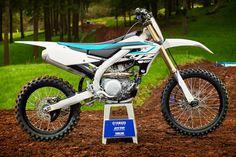 2018 Yamaha YZ450F First Look ! - http://motorcyclecarz.com/2018-yamaha-yz450f-first-look/