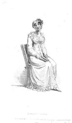 Morning Dress from Ackermann's Repository of the Arts February 1815