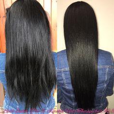 Brazilian Keratin Hair Treatment, Hair Goals
