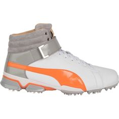 2ed43fcd882 Puma Titantour Ignite Hi-Top Golf Shoes, Men's, White  #ImportantThingsYouNeedToKnowInGolf Shoes 2016