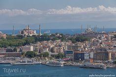 Стамбул: где Европа встречается с Азией