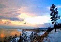 Trans-Siberian Train through Siberia and Lake Baikal's Ice Festival