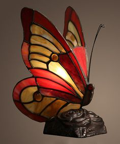 Warehouse Of Tiffany Green Butterfly Table Lamp | From Hayneedle.com |  LAMPS   TIFFANY   PLUS MORE | Pinterest | Butterfly Table, Warehouse And  Products