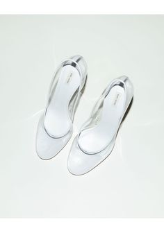 Transparent Pumps @ Marc Jacobs $595 - The princess in me wish I had these, then I might find my prince charming..