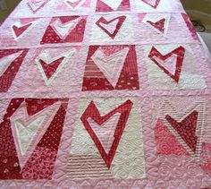 Very Easy Quilt Patterns | Even though it was a simple quilting, it was rather labor intensive ...