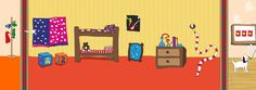 La habitación de juntines, llena de ideas para jugar en casa! Inventos, juegos, música..