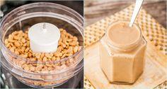 Erdnussbutter selbermachen Rezept