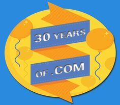 """30 Years of .COMs with Google Domains  After 30 years, the """".com"""" has turned into dozens of spin offs, allowing for more websites to be developed in a unique manner that is true to their brand. Google made an awesome infographic on the history of .com, and is definitely worth a look!   - http://codeanddev.com/30-years-of-coms-with-google-domains/   Follow @CodeandDev - #Com, #GoogleDomains #GoogleNews, #Hosting, #TechNews"""